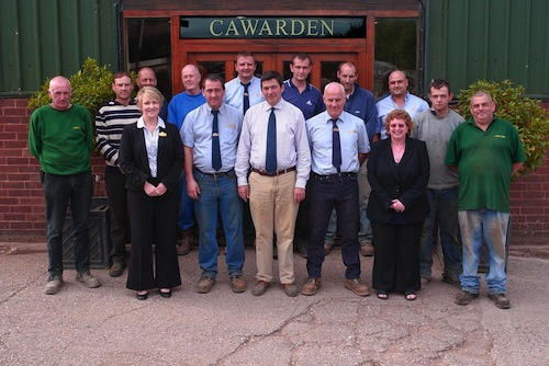 Cawarden Staff