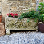 How to Use Reclaimed Stone Troughs Around the House
