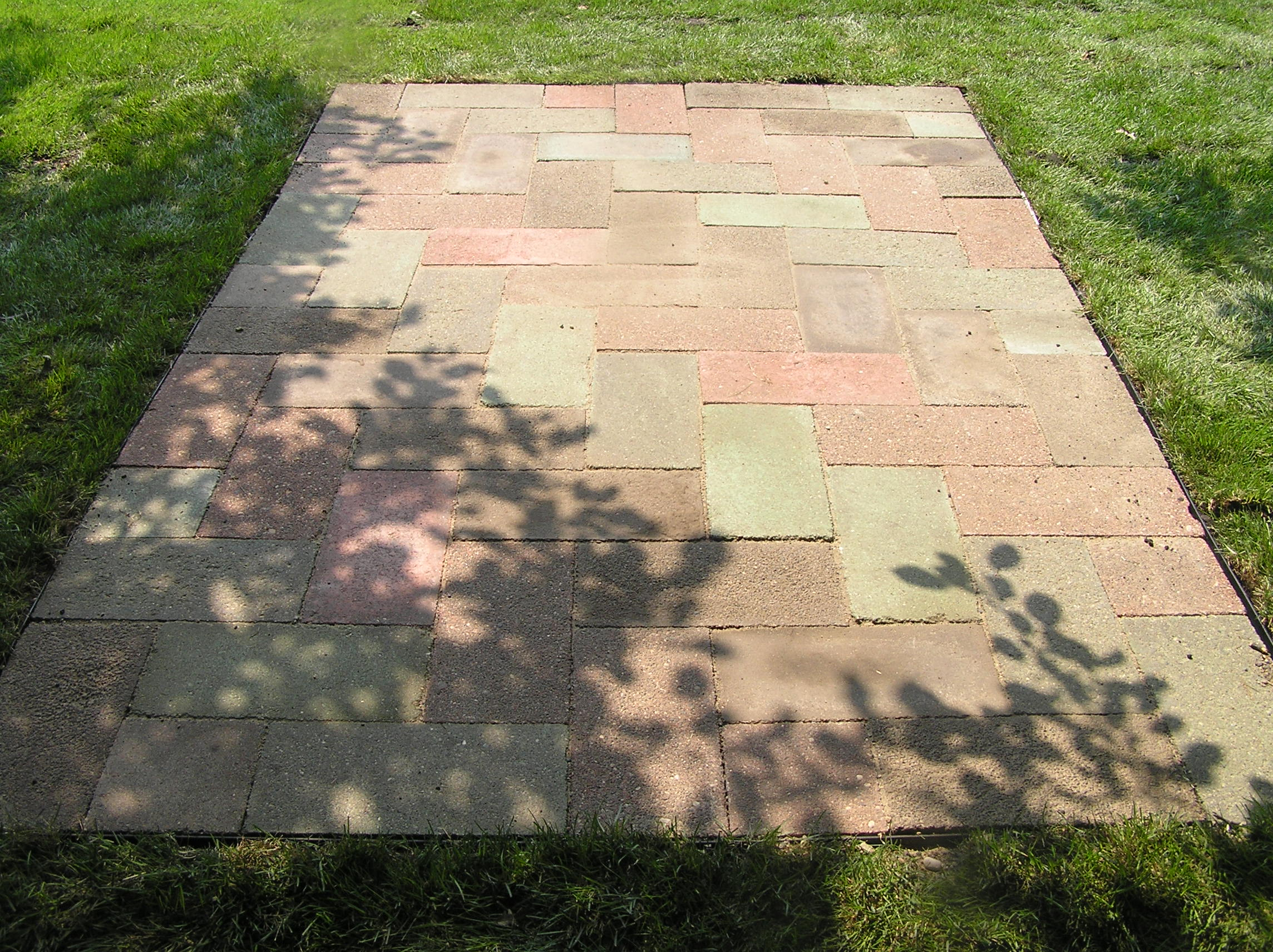 Building An Effective And Beautiful Patio With Reclaimed Brick | Cawarden  Blog